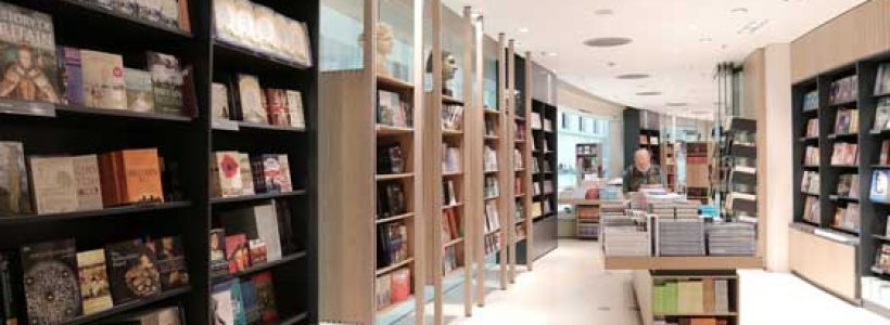 LUMSDEN designs latest chapter in British Museum retail.