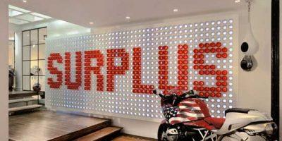 SURPLUS concept store, Roma.