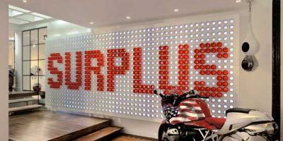 SURPLUS concept store, Rome.