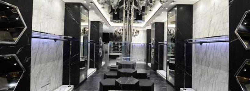 Secondo flagship store milanese per PHILIPP PLEIN.