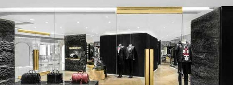 GIVENCHY Opens New Boutique in Hong Kong.
