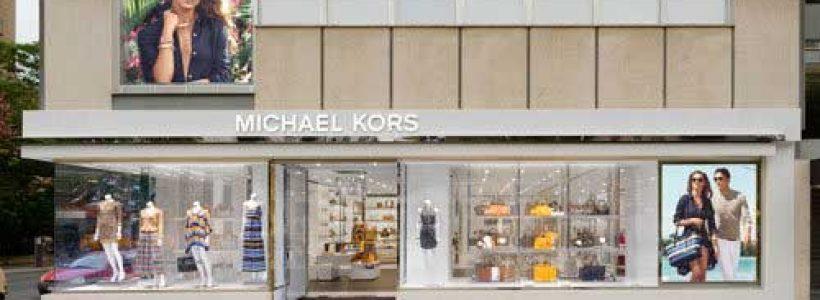 MICHAEL KORS, una nuova boutique a Palermo.