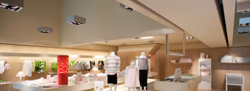PILI CARRERA Store, Madrid.