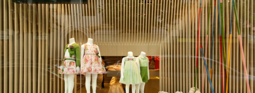 Boutique per bambini PILI CARRERA, Madrid.