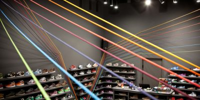 RUN COLORS Sneaker Shop, Poznań.