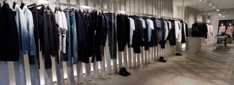 DIESEL BLACK GOLD inaugura il suo nuovo monobrand al 21 di Conduit Street a Londra.