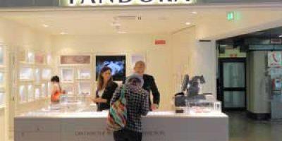 PANDORA apre a Fiumicino con un nuovo concept store.