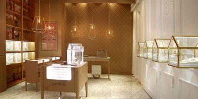 ROSATO jewelry doubles up in Kuala Lumpur.