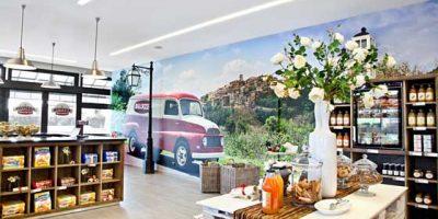 Bottega BALOCCO, uno store dedicato al mondo del gusto.