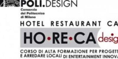 Corso breve HORECA DESIGN – Hotel Restaurant Cafè di POLI.design.