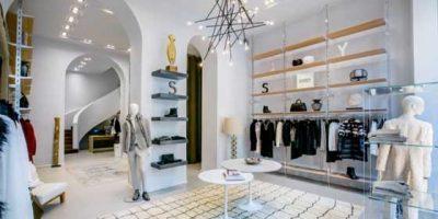 SEVENTY: concept inedito per lo store di via Manzoni a Milano.