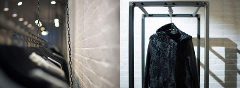 BORIS BIDJAN SABERI recently opened their first flagship store in New York.