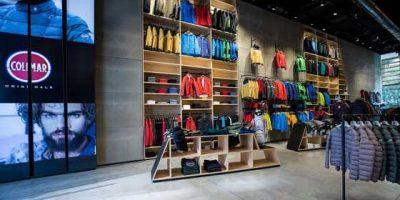 Aperto a Milano, in Piazza Gae Aulenti, un nuovo negozio COLMAR LAB.