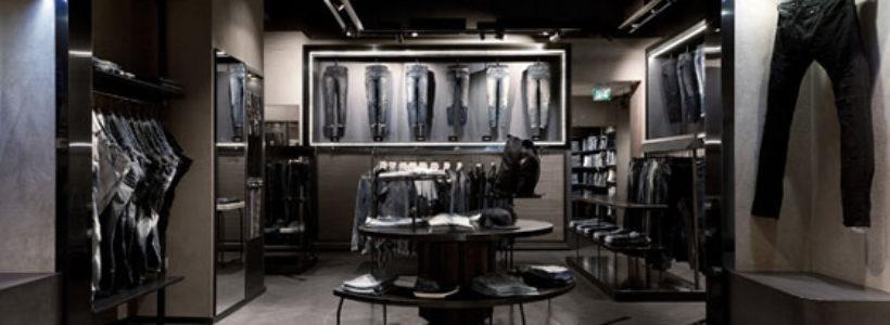 DIESEL: a Roma il 21° flagship store italiano,