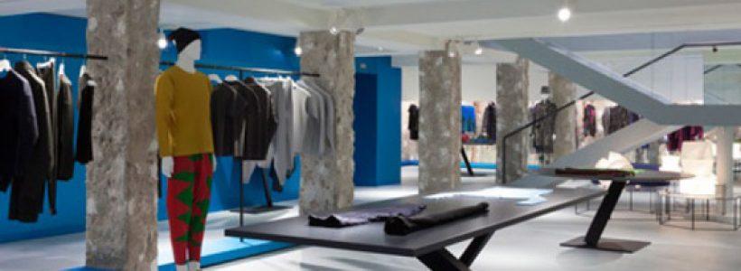 ISSEY MIYAKE inaugura a Londra un nuovo flagship store.