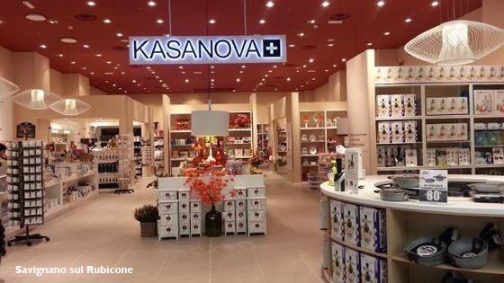 negozio Kasanova Savignano sul Rubicone