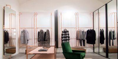 MARELLA rinnova flagship store di Napoli.