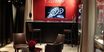 CARTIER apre un pop up store da Harrods a Londra.