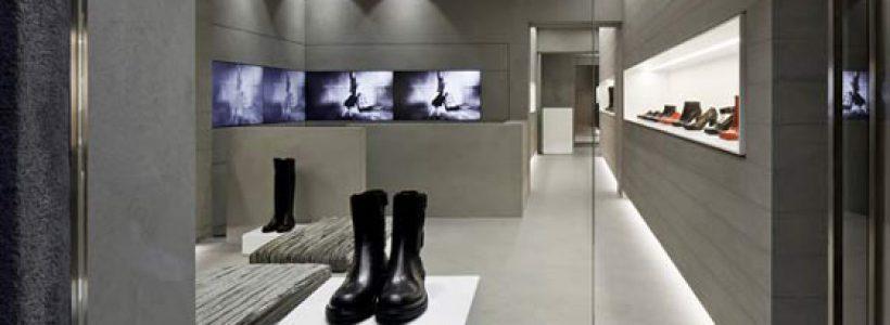 ROBERTO DEL CARLO apre a Milano la sua prima boutique.