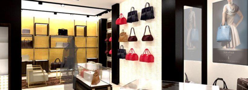 SERAPIAN annuncia l'apertura di un nuovo flagship store in Rodeo Drive