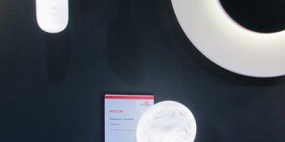 Premio per l'Innovazione ADI Design Index 2014 alla lampada Afillia di .exnovo