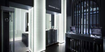 RICHARD MILLE: Il brand di Alta Orologeria apre il primo flagship store a Milano.
