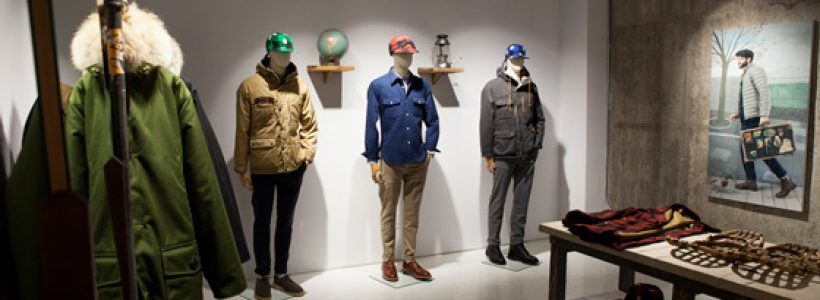 WOOLRICH apre a New York.
