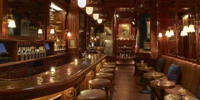 THE POLO BAR: Ralph Lauren presenta il suo primo ristorante a New York.