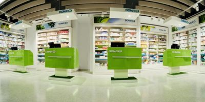 DONA Pharmacy … a visual dialogue with the patients.