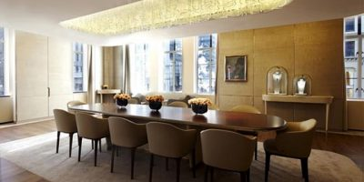 VAN CLEEF & ARPELS: nuovo concept per la boutique di New York.