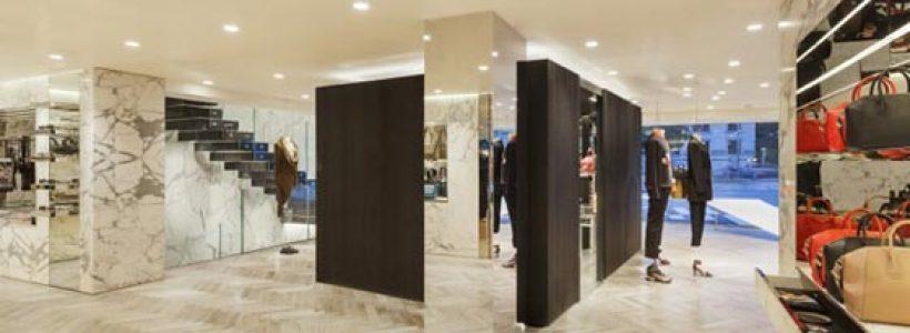 Piuarch progetta il nuovo flagship store Givenchy a Seoul.