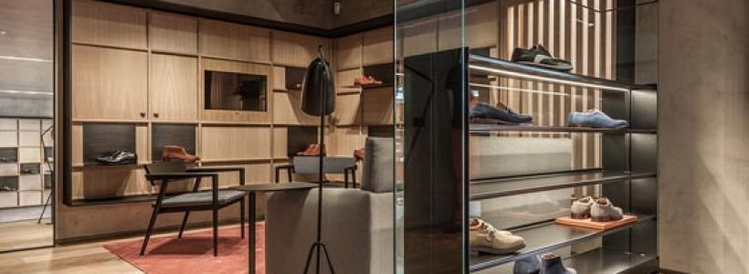 CuldeSac™ stands tali in Madrid its flagship store for Glent.