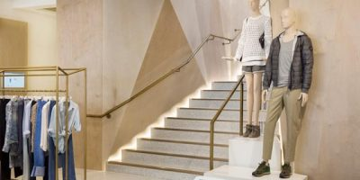 MATCHESFASHION.COM: new store design developed by MRA.
