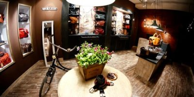 MENHARD STORE in Sibiu – designed by Glamshops Studio.