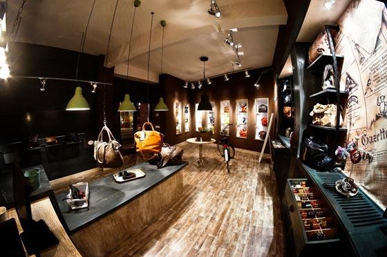 Glamshops ha sviluppato un nuovo concept per il negozio Menhard