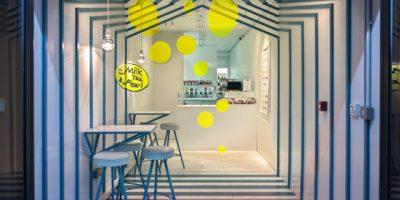 MILK TEA & PEARL London by Atelier YAO