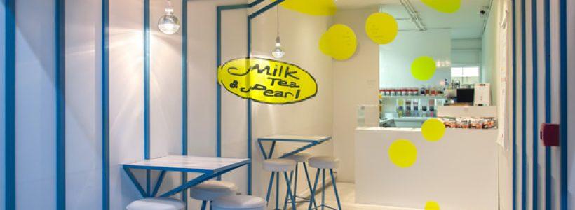 MILK TEA & PEARL Londra