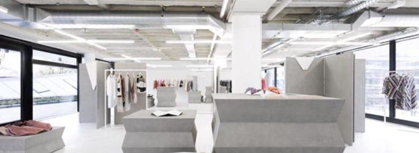ODEEH Concept Store, Berlino.
