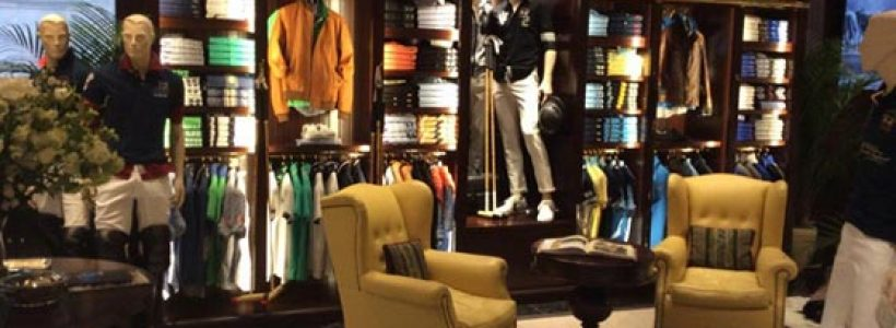 LA MARTINA apre il suo più importante flagship store a Londra.