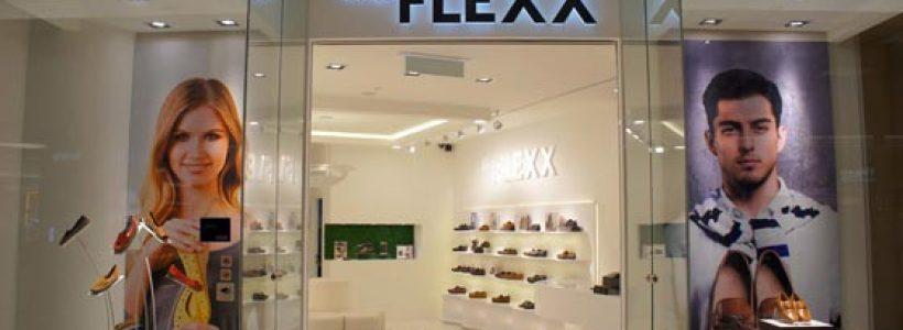 THE FLEXX apre a Milano il primo negozio monomarca.