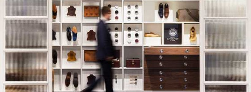 Nuovo concept store per JOSEPH CHEANEY a Londra