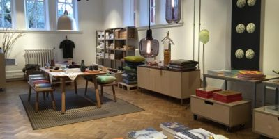 LUMSDEN create gallery shop where everything is for sale.
