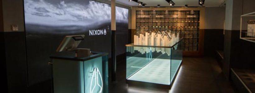 NIXON concept store
