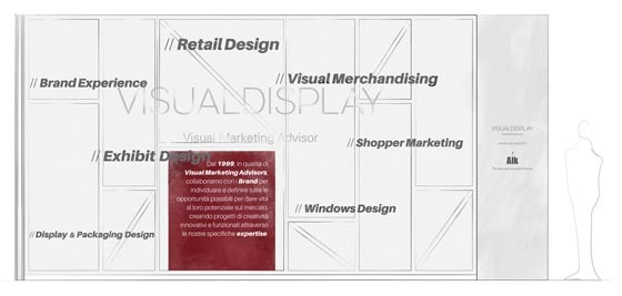 Visual Display SHOPEXPO Milano