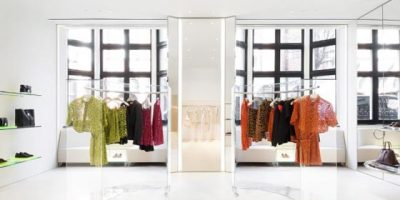 Boutique CHRISTOPHER KANE Londra.