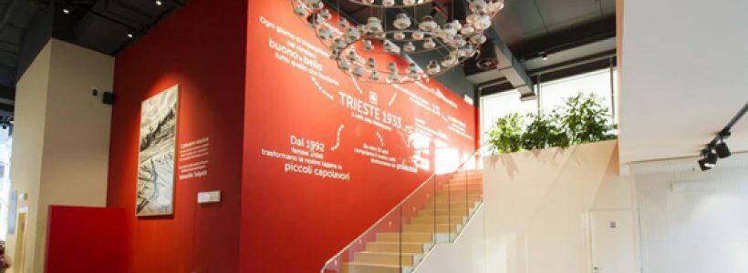 ILLY Caffè inaugura il proprio store in Milano Porta Nuova.