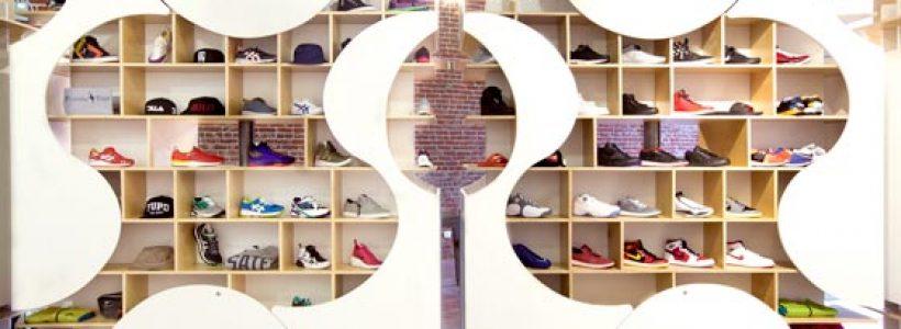 AUTHENTIX sneaker boutique, Los Angeles