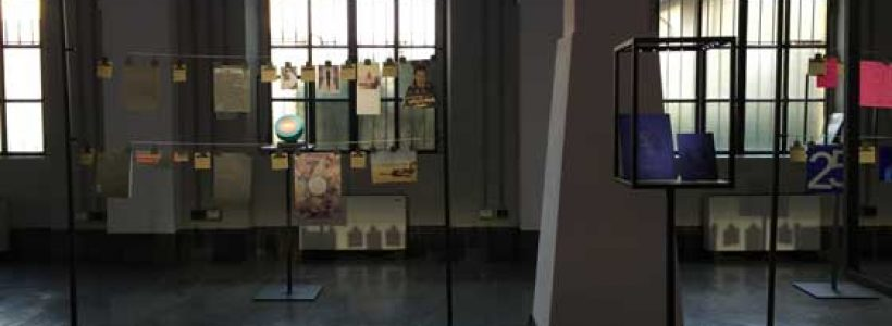 Pop Up Exhibitions: il pop up itinerante di Arjowiggins Creative Papers.