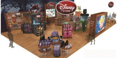 Da Coin il primo shop-in-shop Disney Store in Italia.