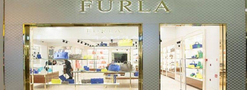 """FURLA, nuovo monomarca nel """"Galeria"""" mall di San Pietroburgo."""